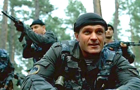 Популярный русский актер Андрей Биланов