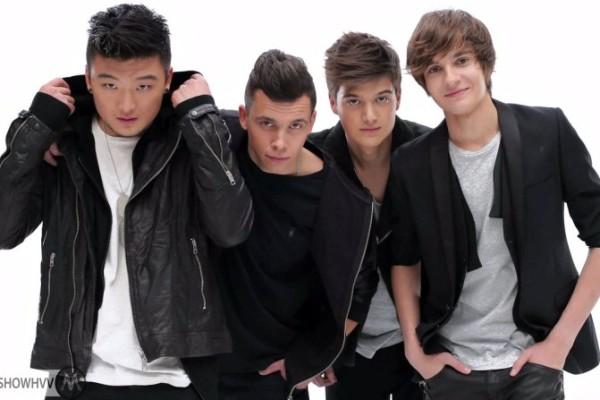 фотки группы mband