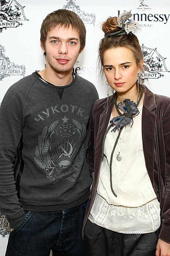 Лаггер и его девушка