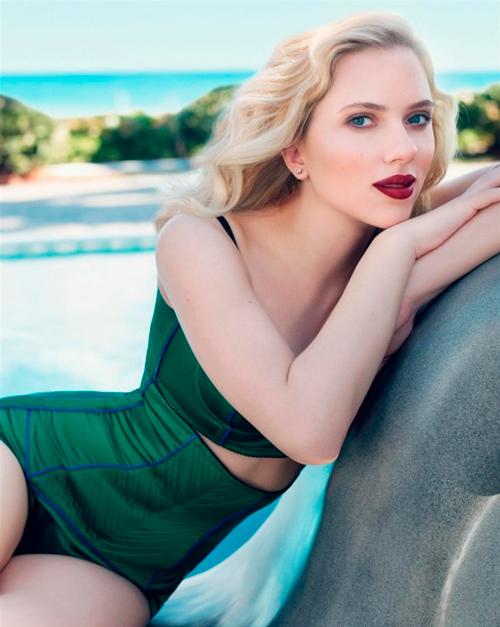 Самые красивые актрисы Голливуда (Топ-33)