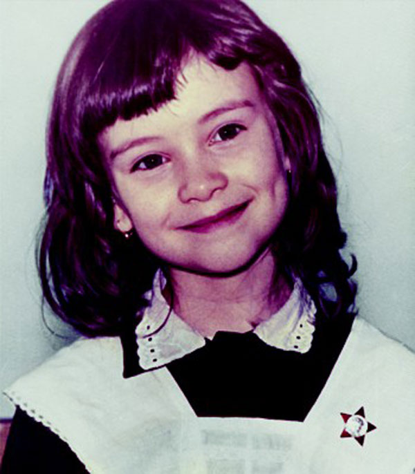 фото нонна гришаева в детстве