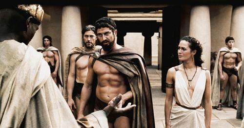 лина хиди 300 спартанцев фото