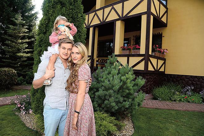 Анатолий руденко личная жизнь жена дети фото