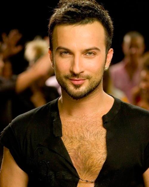 43-летний турецкий певец Таркан женился в первый