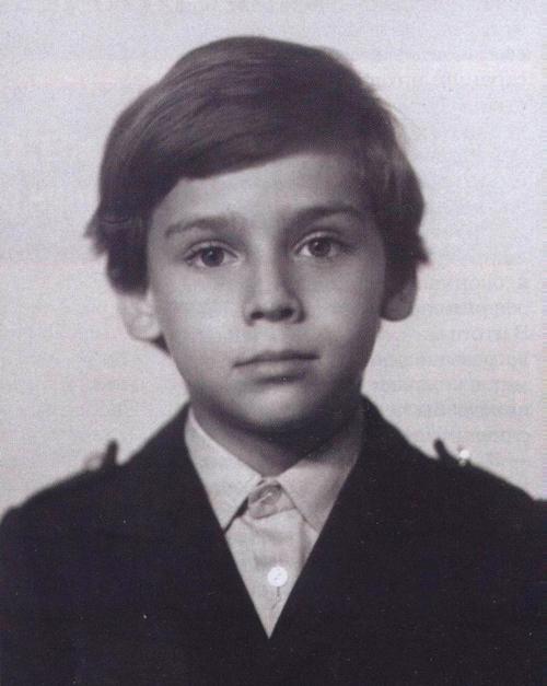 галкин максим фото в детстве