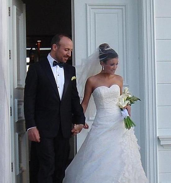 эргенч халит фото с женой