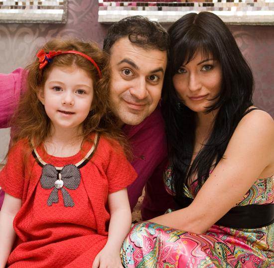гарик мартиросян жена и дети фото