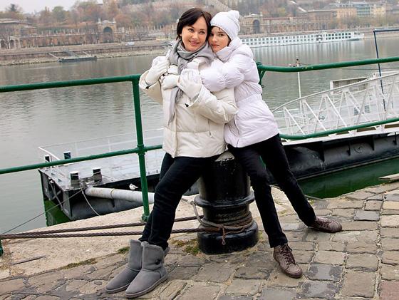 лариса гузеева и ее дочь фото